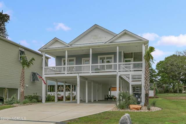 1103 E Yacht Drive, Oak Island, NC 28465 (MLS #100270951) :: Donna & Team New Bern