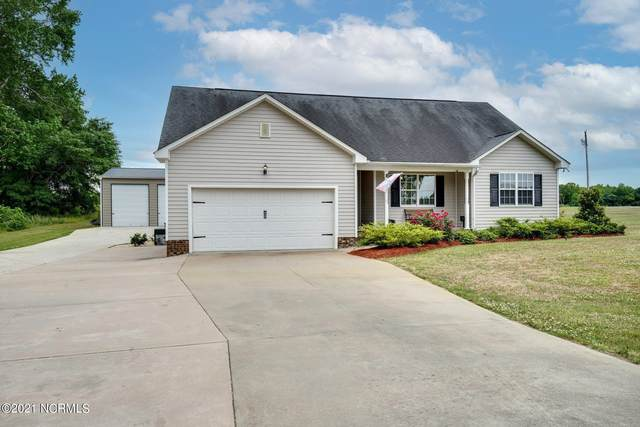 7067 Stoney Hill Church Road, Bailey, NC 27807 (MLS #100270955) :: Courtney Carter Homes