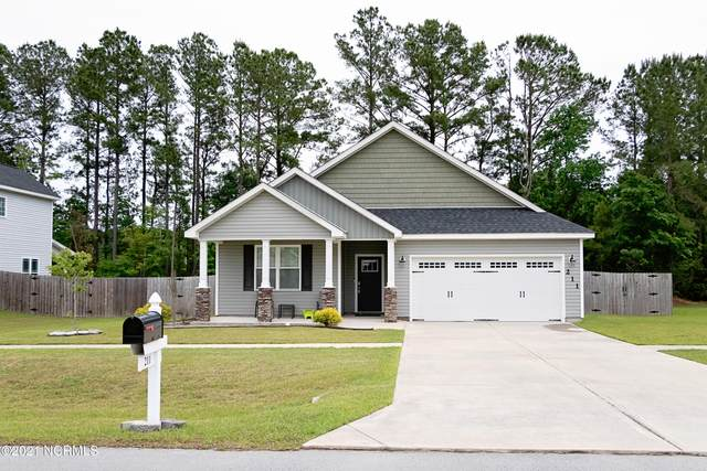 211 Dairyfarm Road, Jacksonville, NC 28546 (MLS #100270960) :: Courtney Carter Homes