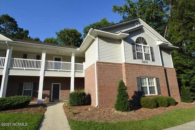 2235 Locksley Woods Drive H, Greenville, NC 27858 (MLS #100270977) :: Courtney Carter Homes