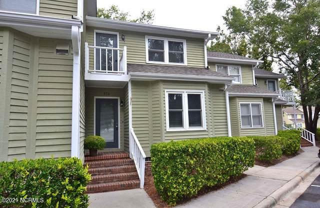 1800 Eastwood Road Unit 273, Wilmington, NC 28403 (MLS #100270978) :: CENTURY 21 Sweyer & Associates