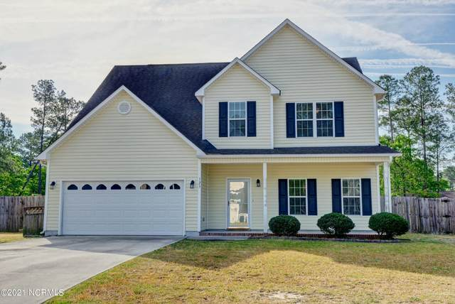 123 Saint Road, Richlands, NC 28574 (MLS #100270997) :: Courtney Carter Homes