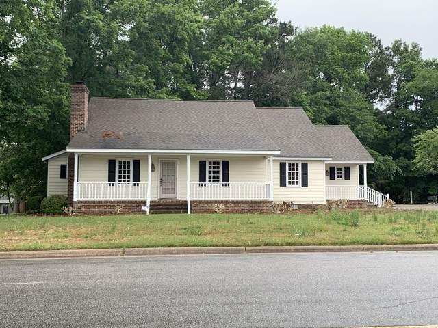 700 Tiffany Boulevard, Rocky Mount, NC 27804 (MLS #100271007) :: Berkshire Hathaway HomeServices Prime Properties