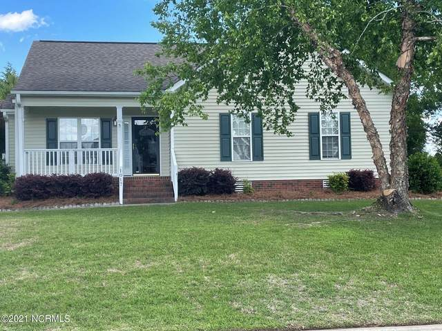 1017 Quarterpath Drive, Winterville, NC 28590 (MLS #100271013) :: Stancill Realty Group