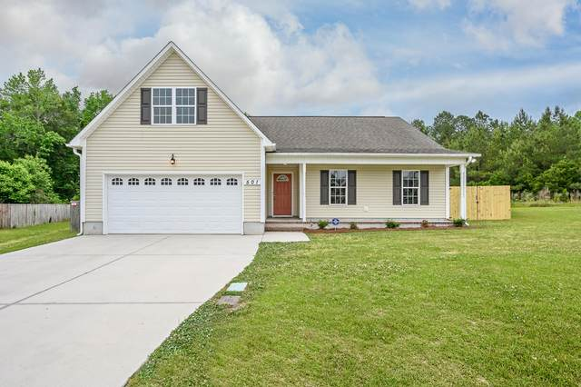 501 SW Southwest Ridge Drive, Richlands, NC 28574 (MLS #100271056) :: The Oceanaire Realty