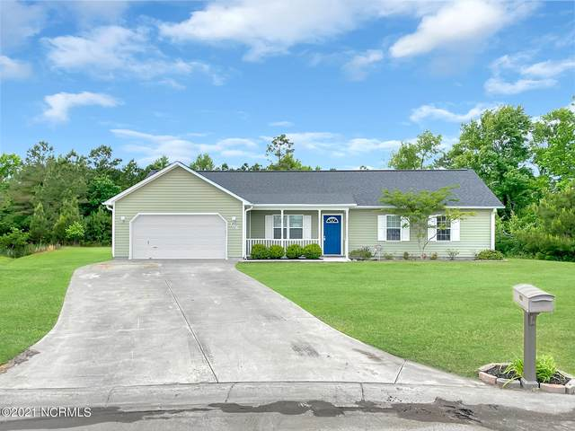 306 N Elisa Lane, Hubert, NC 28539 (MLS #100271067) :: Donna & Team New Bern