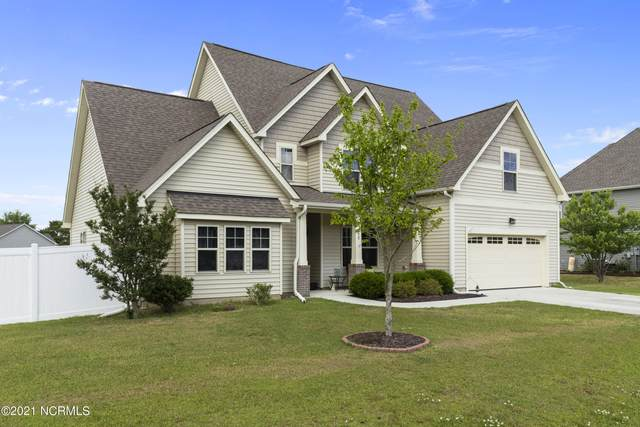 302 Echo Ridge Road, Swansboro, NC 28584 (MLS #100271071) :: Berkshire Hathaway HomeServices Hometown, REALTORS®