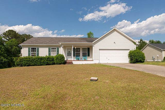 204 America Court, Jacksonville, NC 28540 (MLS #100271073) :: The Oceanaire Realty