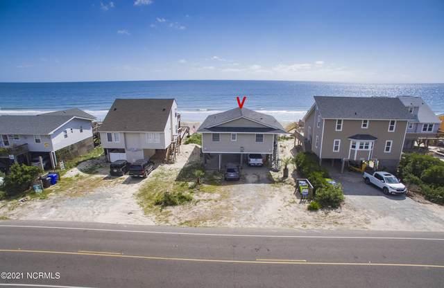 5119 W Beach Drive, Oak Island, NC 28465 (MLS #100271079) :: The Cheek Team