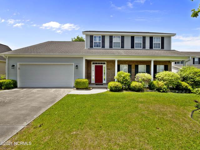502 Pearl Valley Court, Jacksonville, NC 28546 (MLS #100271083) :: The Keith Beatty Team