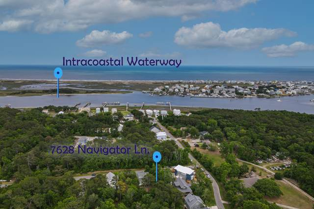 7628 Navigator Lane, Wilmington, NC 28409 (MLS #100271084) :: Vance Young and Associates