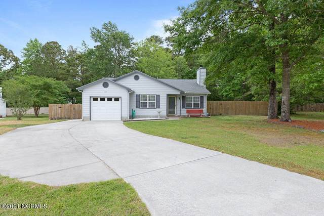 415 Ruddy Court, Jacksonville, NC 28540 (MLS #100271106) :: Barefoot-Chandler & Associates LLC