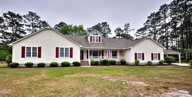 24 Queens Grant Circle SW, Shallotte, NC 28470 (MLS #100271134) :: The Legacy Team