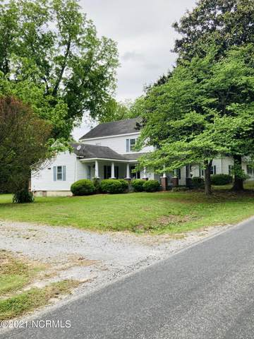 82 Moore Rouse Road, Snow Hill, NC 28580 (MLS #100271167) :: CENTURY 21 Sweyer & Associates