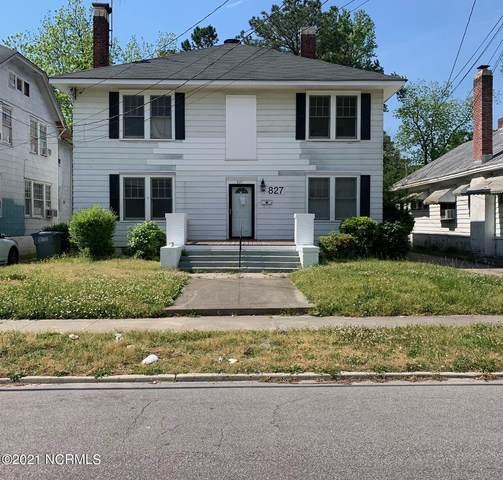827 Sunset Avenue, Rocky Mount, NC 27804 (MLS #100271192) :: Berkshire Hathaway HomeServices Hometown, REALTORS®