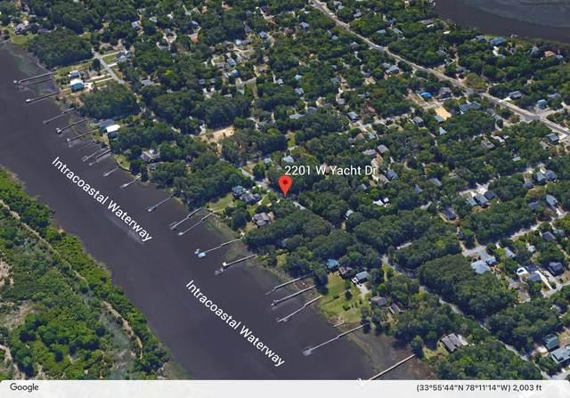 2201/2203 W Yacht Drive, Oak Island, NC 28465 (MLS #100271196) :: Berkshire Hathaway HomeServices Hometown, REALTORS®