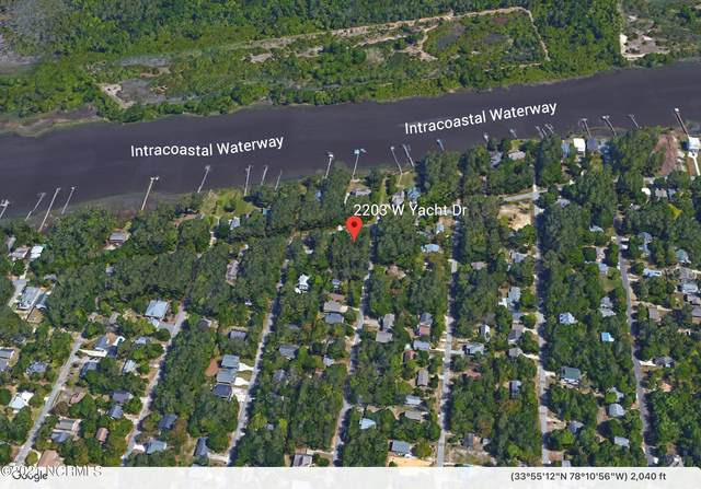 2203 W Yacht Drive, Oak Island, NC 28465 (MLS #100271200) :: Berkshire Hathaway HomeServices Hometown, REALTORS®