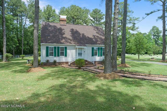203 Fay Avenue, Richlands, NC 28574 (MLS #100271209) :: Watermark Realty Group
