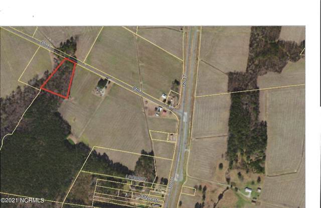 1 Lot Ball Road, Washington, NC 27889 (MLS #100271213) :: Berkshire Hathaway HomeServices Hometown, REALTORS®