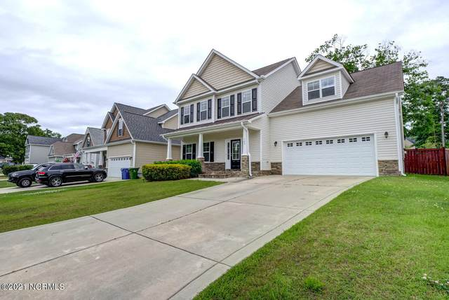 109 Katrina Street, Sneads Ferry, NC 28460 (MLS #100271245) :: Berkshire Hathaway HomeServices Hometown, REALTORS®