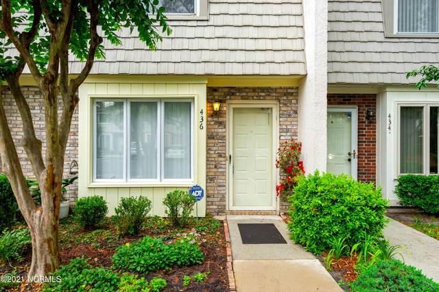 436 Cobblestone Drive, Wilmington, NC 28405 (MLS #100271253) :: Donna & Team New Bern