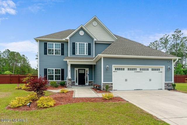 23 W Huckleberry Way, Rocky Point, NC 28457 (MLS #100271260) :: Great Moves Realty