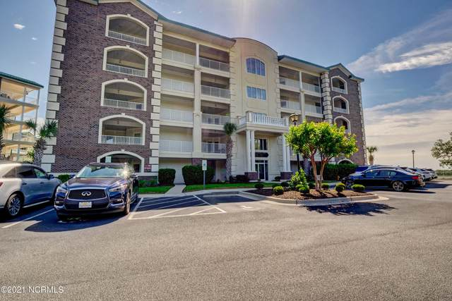 915 Shoreline Drive W Unit 331, Sunset Beach, NC 28468 (MLS #100271267) :: The Oceanaire Realty