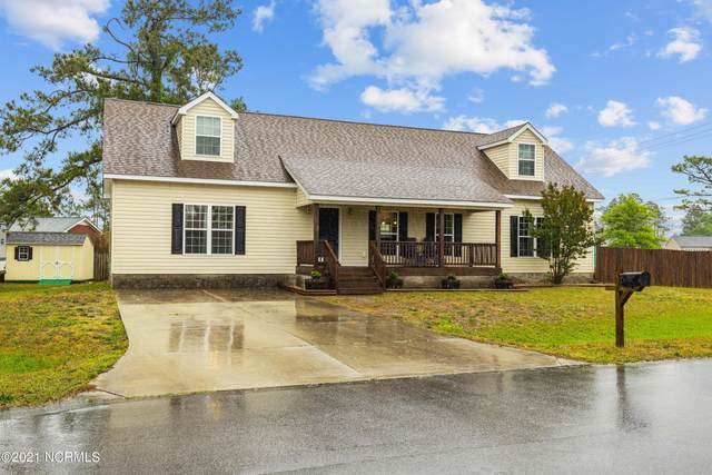100 Marina Leigh Drive, Hubert, NC 28539 (MLS #100271276) :: RE/MAX Elite Realty Group