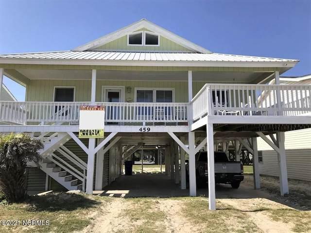 459 E Third Street, Ocean Isle Beach, NC 28469 (MLS #100271278) :: The Keith Beatty Team