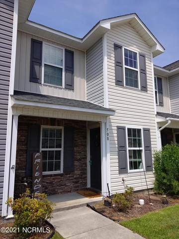 508 Cider Hill Road, Jacksonville, NC 28546 (MLS #100271279) :: Courtney Carter Homes
