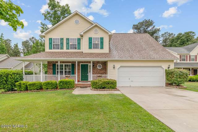 106 Grandford Place, Jacksonville, NC 28546 (MLS #100271280) :: The Keith Beatty Team