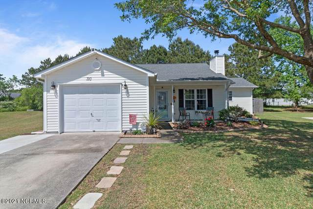 310 Paddock Place, Jacksonville, NC 28546 (MLS #100271296) :: CENTURY 21 Sweyer & Associates