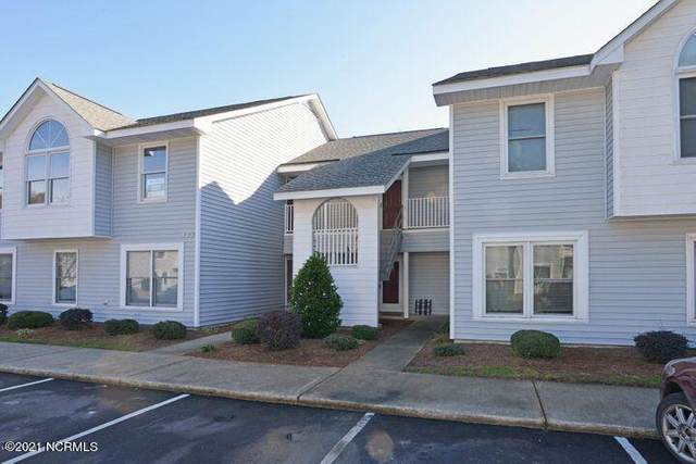133 W Victoria Court D, Greenville, NC 27834 (MLS #100271304) :: Stancill Realty Group