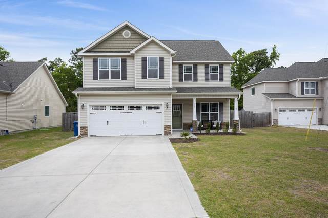 315 Landing Lane, Sneads Ferry, NC 28460 (MLS #100271306) :: The Oceanaire Realty