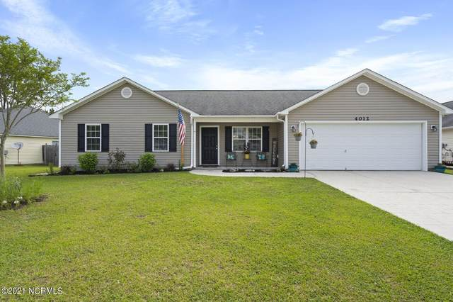 4012 W T. Whitehead Drive, Jacksonville, NC 28546 (MLS #100271314) :: Vance Young and Associates