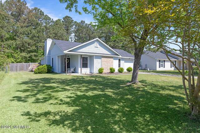 119 Hunting Green Drive, Jacksonville, NC 28546 (MLS #100271315) :: Vance Young and Associates