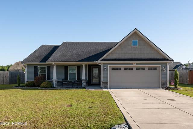 1220 Teakwood Drive, Greenville, NC 27834 (MLS #100271325) :: Vance Young and Associates