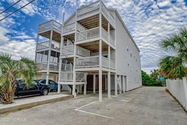 611 Carolina Beach Avenue N #202, Carolina Beach, NC 28428 (MLS #100271326) :: CENTURY 21 Sweyer & Associates