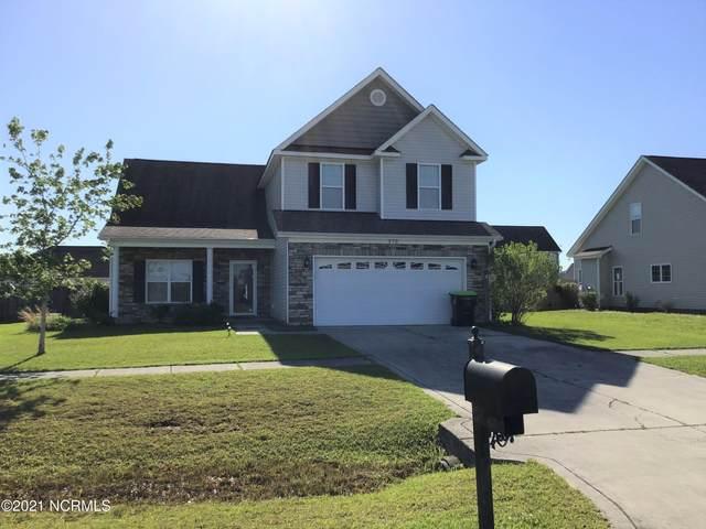 170 Moonstone Court, Jacksonville, NC 28546 (MLS #100271342) :: Donna & Team New Bern