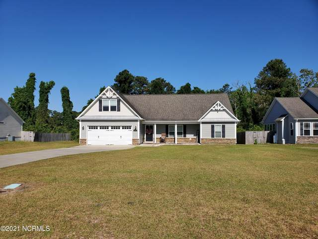 113 Gobblers Way, Richlands, NC 28574 (MLS #100271348) :: The Cheek Team
