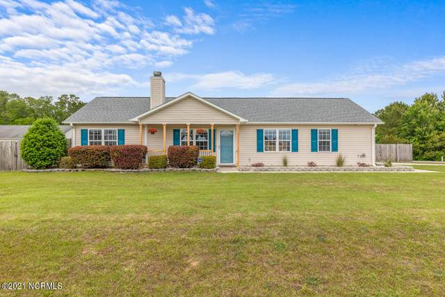 320 Top Knot Road, Hubert, NC 28539 (MLS #100271354) :: RE/MAX Elite Realty Group