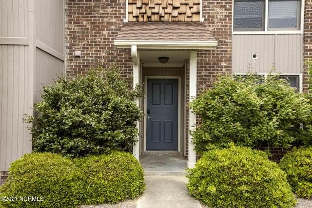1855 Quail Ridge Road U, Greenville, NC 27858 (MLS #100271368) :: Vance Young and Associates