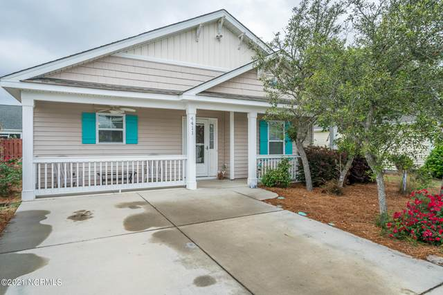 4411 Southern Pine Drive SE, Southport, NC 28461 (MLS #100271375) :: Donna & Team New Bern