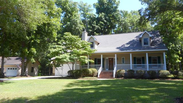 9145 Forest Drive SW, Sunset Beach, NC 28468 (MLS #100271379) :: The Oceanaire Realty