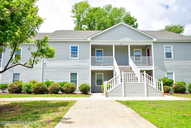 2724 S 17th Street Unit C, Wilmington, NC 28412 (MLS #100271385) :: Courtney Carter Homes
