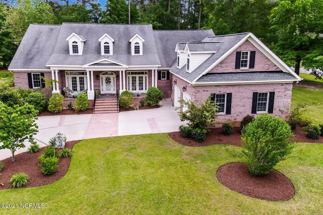 213 Perquimans Drive, Chocowinity, NC 27817 (MLS #100271390) :: David Cummings Real Estate Team