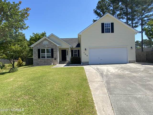 104 Westwind Court, Jacksonville, NC 28546 (MLS #100271391) :: Vance Young and Associates