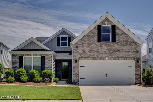 7434 Darius Drive, Wilmington, NC 28411 (MLS #100271392) :: CENTURY 21 Sweyer & Associates