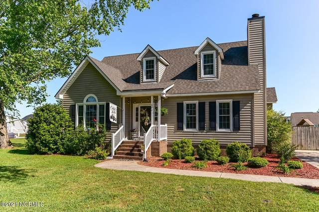 996 Teakwood Drive, Greenville, NC 27834 (MLS #100271406) :: Vance Young and Associates