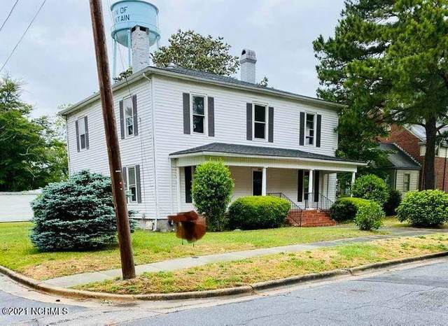 3406 S Jefferson Street, Fountain, NC 27829 (MLS #100271407) :: Great Moves Realty